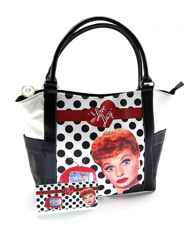 Love Lucy Handbag Wallet LU8140
