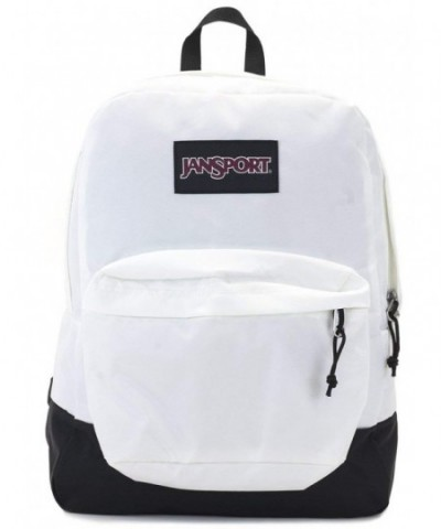 Jansport Superbreak Backpack Black label