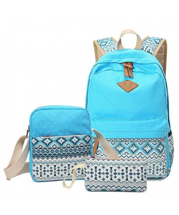 BLOOMSTAR Lightweight Shoulder Backpack Messenger