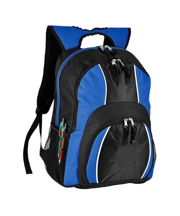 World Traveler Spiffy Laptop Backpack