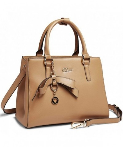 Cluci Leather Designer Handbags Shoulder