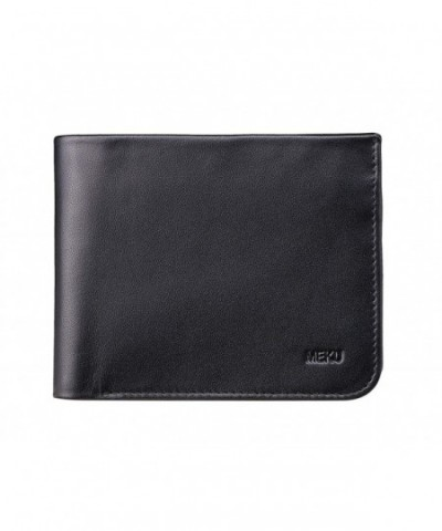 MEKU Blocking Wallet Leather Business