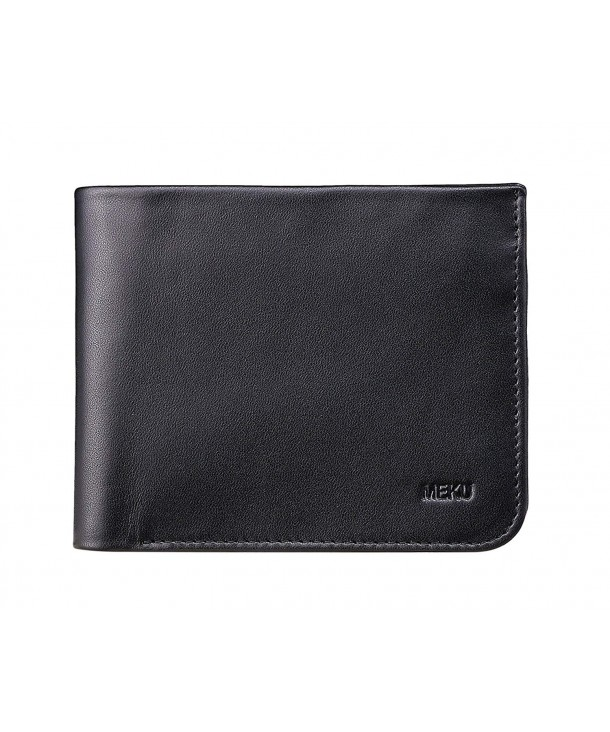 MEKU Blocking Wallet Leather Business