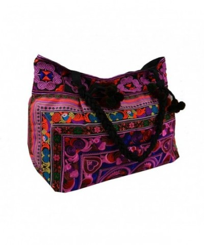 Shoulder Hilltribe Ethnic Embroidered Vintage