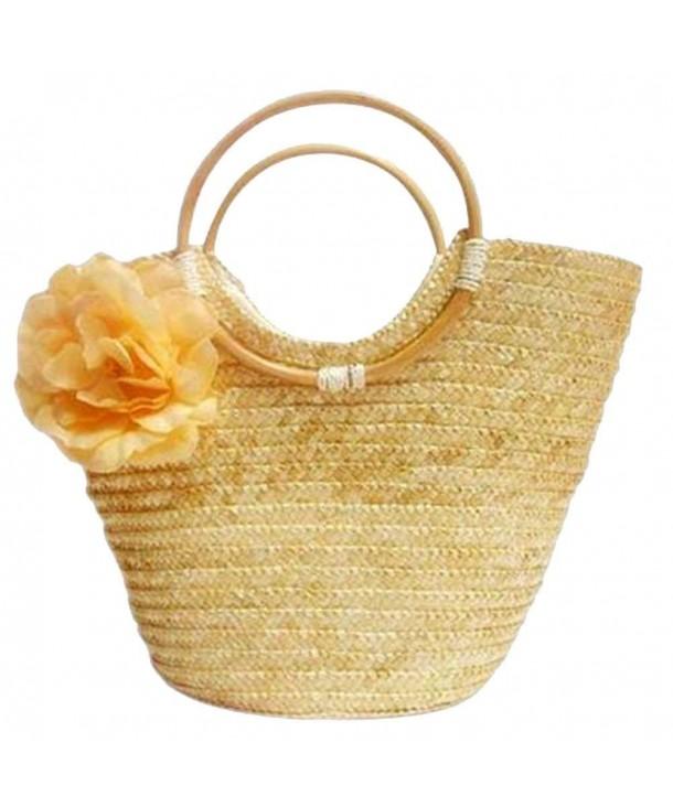 Summer Handmade Shopper ShoulderBag Handbag