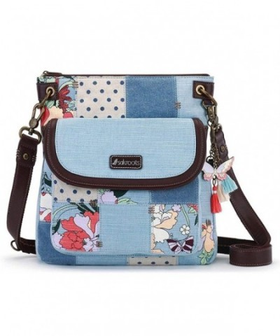 Sakroots Artist Circle Cross Body Flower