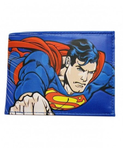 DC Comics Superhero Bifold Wallet