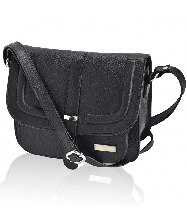 Leather Crossbody Bags Women Crossover