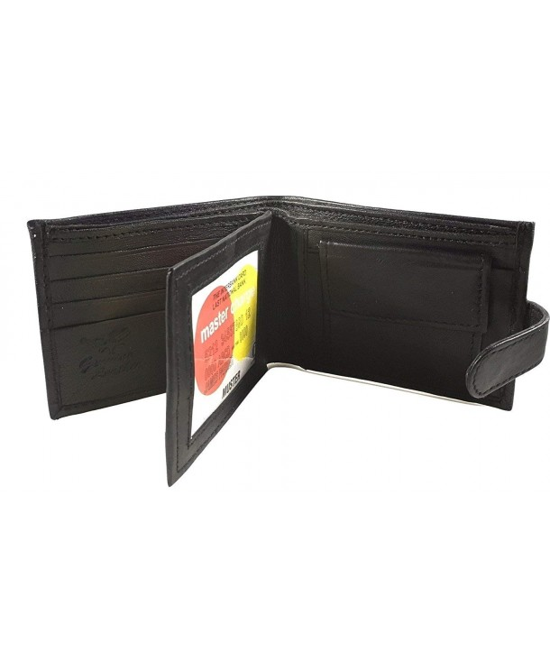 Dangerous Threads Genuine Leather Bifold