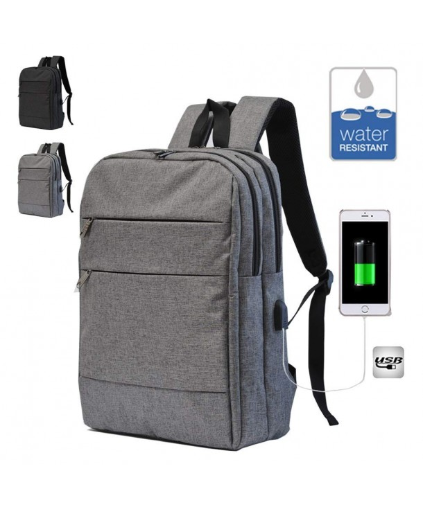 Resistance Business Backpack Chagrining computer