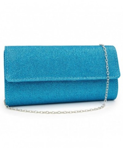 HEKATE Clutches Glitter Elegant Shoulder
