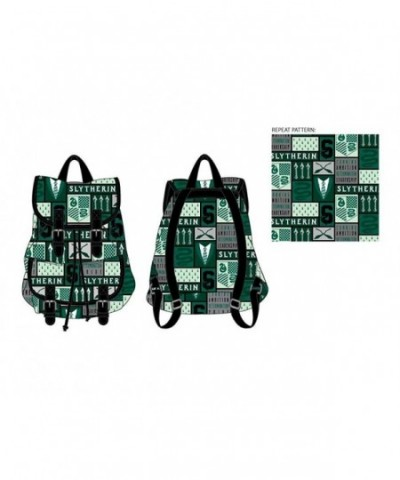Harry Potter Slytherin Knapsack Backpack