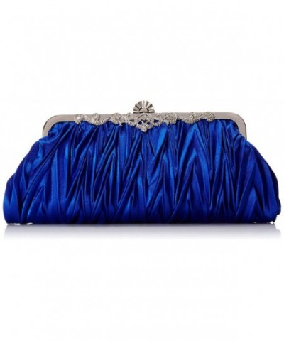 Yonger Vintage Cocktail Shoulder Chain blue