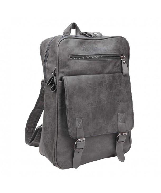 Freeprint Vintage Leather Backpack Shoulder
