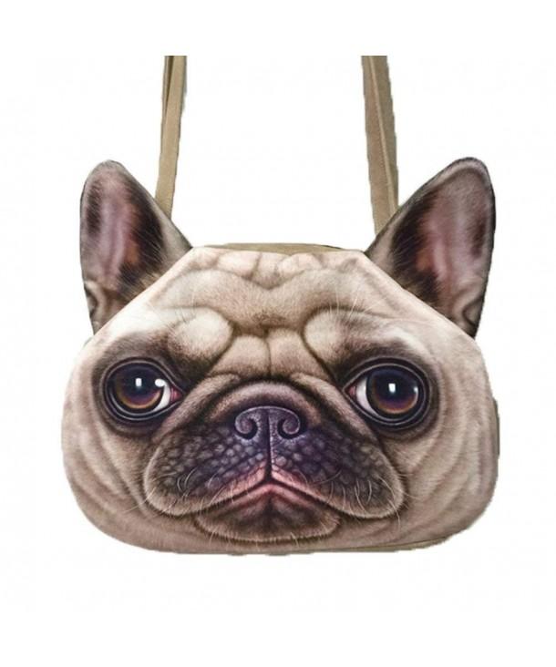 Leather Cartoon Shoulder Handbag Messenger