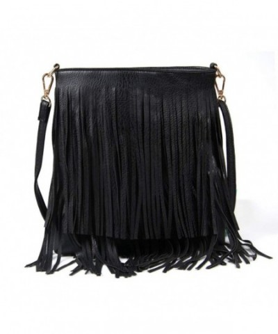 Women Fringe Tassel Leisure Shoulder