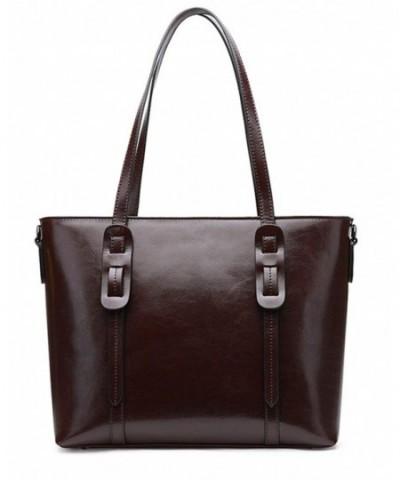 DoDoLove Leather Handbag Shoulder Satchel