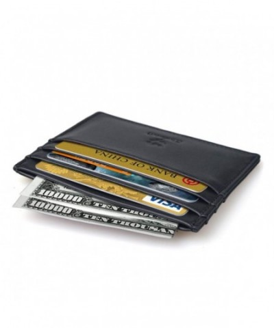 Business Holder Eavann Wallet Leather