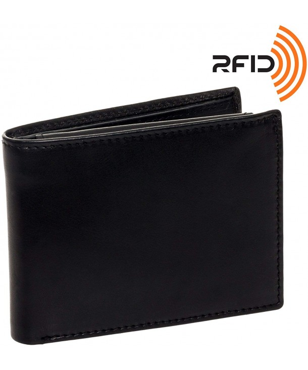 Genuine Leather Passcase Ross Michaels