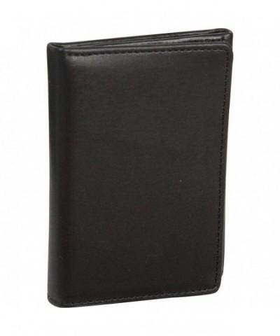 Dopp Regatta Three Fold Wallet Black
