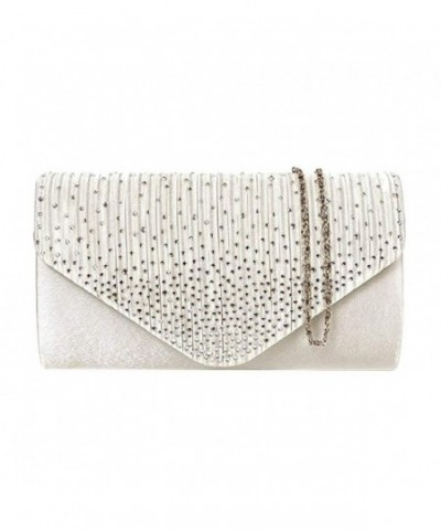 Diamonte Envelope Clutch Shoulder Fashion
