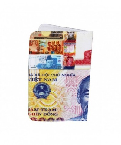 International Money Currency Holder Wallet