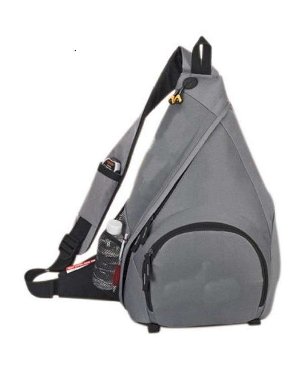 Yens Fantasybag Mono Strap Backpack Grey 6BP 05