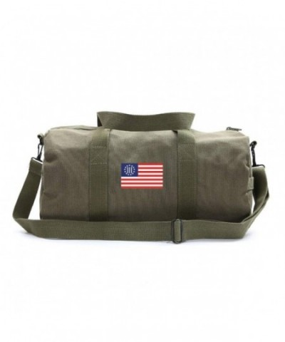 Percenter American Heavyweight Canvas Duffel