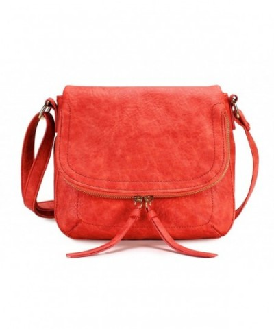 Scarleton Trendy Flap Crossbody H1959