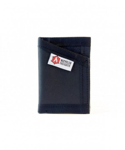 Leather Wallet Recycled Waterproof Fireproof