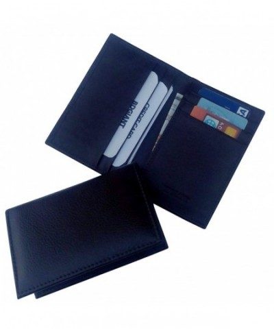Bdgiant Business Minimalist Slimfold Wallet black
