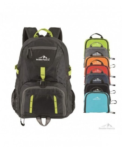 Boulder Pack Company Lightweight Foldable