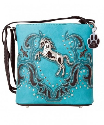 HW Collection Equestrian Concealed Crossbody
