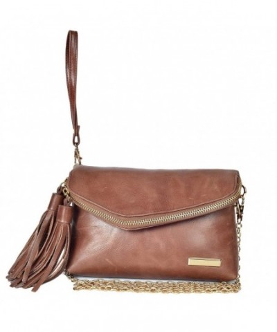 Leather Crossbody Purses Bags Women