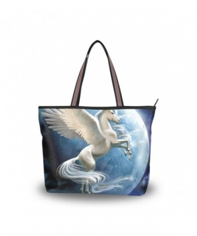 JSTEL Shoulder Pegasus Unicorn Handbag