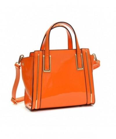 Dasein Fashion Designer Leather Shoulder