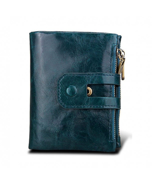 JR JA Blocking Bifold wallet Capacity