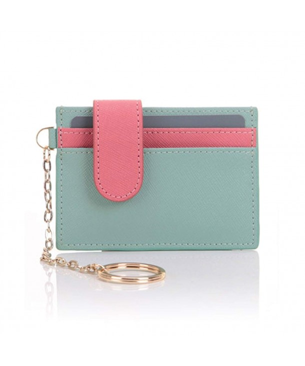 Womens Genuine Leather Credit Holder