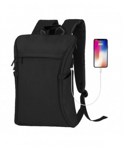 Backpack Computer Charging Anti Theft Resistant