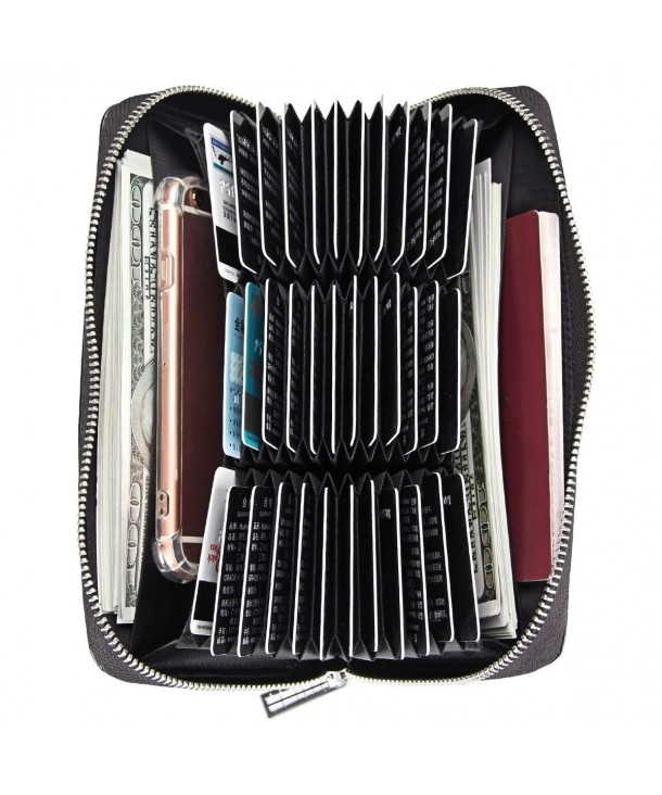 Cosarmo Blocking Genuine Leather Organizer