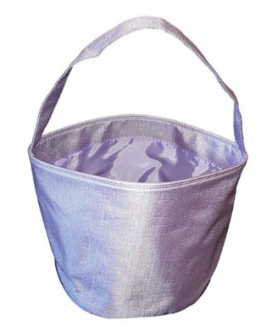 Shimmer Childrens Fabric Bucket Tote