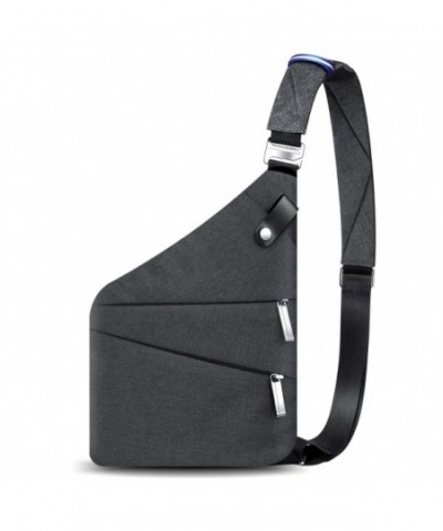 Crossbody Anti Theft Daypack Invisible Backpacks