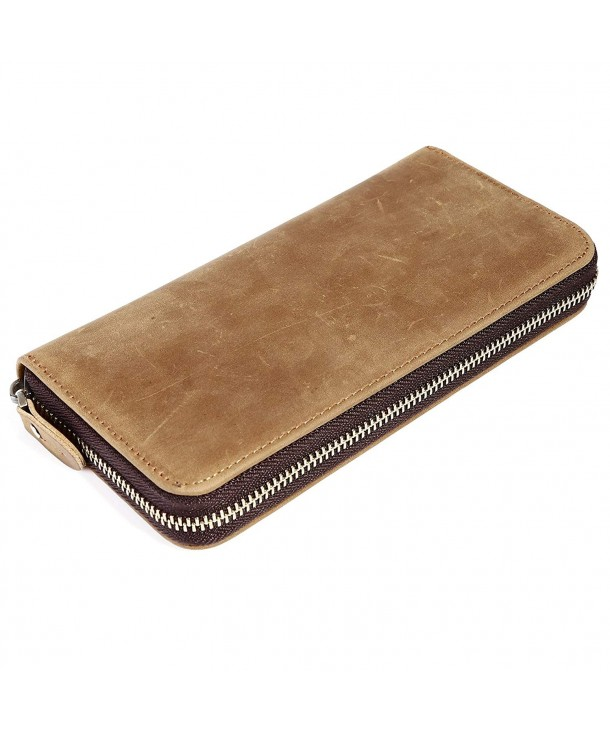Kicty Genuine Leather Wallet Blocking