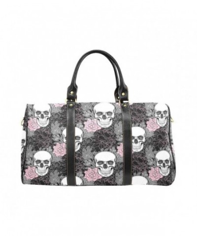 Floral Travel Waterproof Weekend Luggage