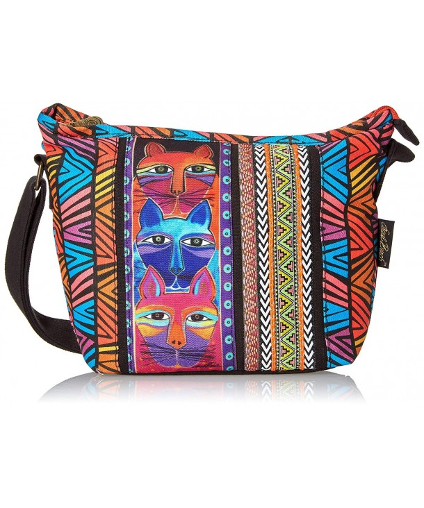Laurel Burch LB5643 Whiskered Crossbody