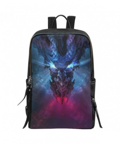 InterestPrint Animal Fantasy Backpack Daypack
