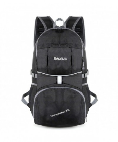 Bekahizar Lightweight Backpack Daypacks Resistant