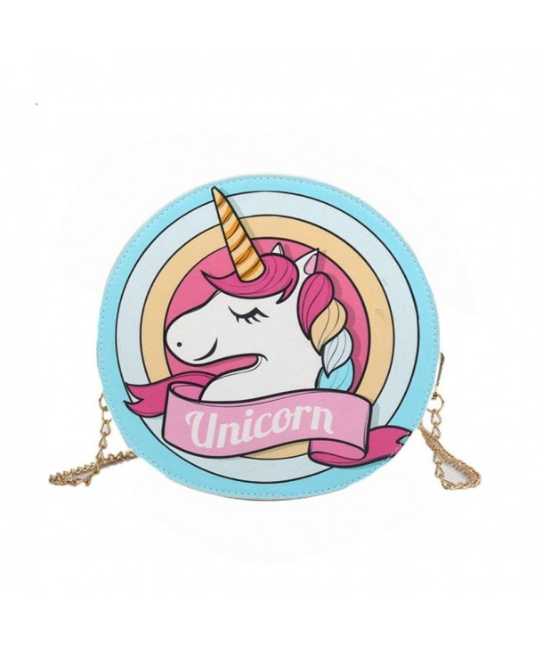 Unicorn crossbody Messenger Shoulder DPIST