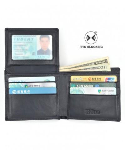 EDUE Genuine Leather Blocking Credit