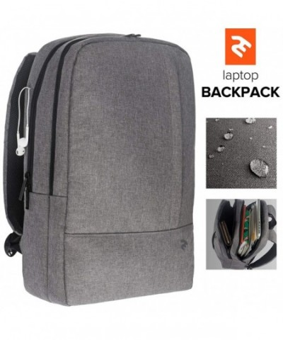 Lightweight Computer Backpack Resistant Minimalist
